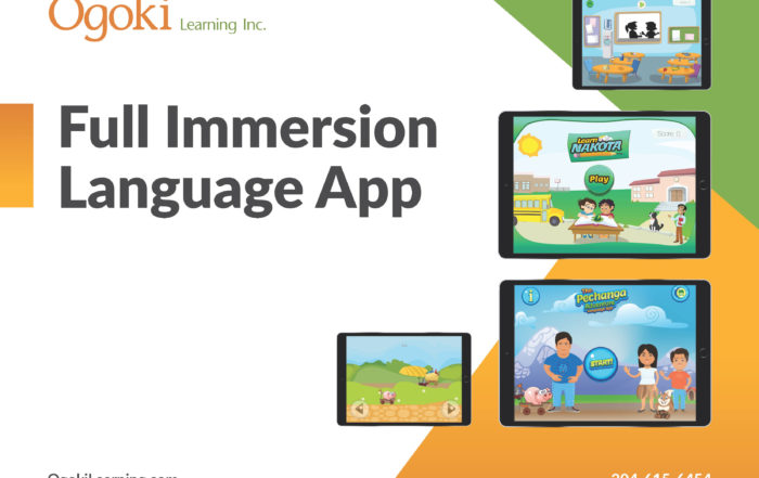 Full Immersion Language App